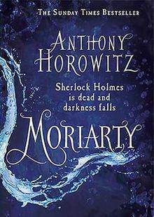 Moriarty_Novel