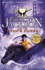 Percy Jackson Book 3
