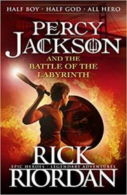 Percy Jackson Book 4